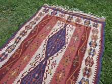 Turkish Adana kilim rug - bosphorusrugs  - 6