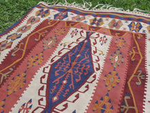 Turkish Adana kilim rug - bosphorusrugs  - 8
