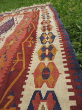 Turkish Adana kilim rug - bosphorusrugs  - 7