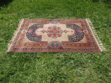 Antique Turkish Kayseri area rug - bosphorusrugs  - 3