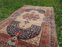 Antique Turkish Kayseri area rug - bosphorusrugs  - 9