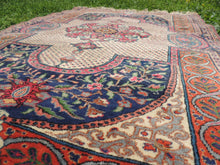 Antique Turkish Kayseri area rug - bosphorusrugs  - 8