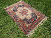Antique Turkish Kayseri area rug - bosphorusrugs  - 4