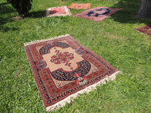 Antique Turkish Kayseri area rug - bosphorusrugs  - 10