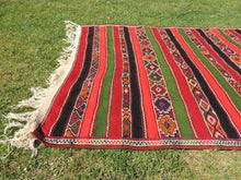 "Large Turkish kilim rug ""Sivas"" 7x12 - bosphorusrugs  - 5"