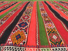 "Large Turkish kilim rug ""Sivas"" 7x12 - bosphorusrugs  - 7"