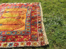 4x4 Rare Konya Rug Masterpiece Carpet