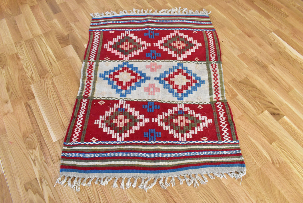 Tribal Persian Kilim 2,8