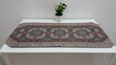 Decorative Runner for Table or Bed Tapestry
