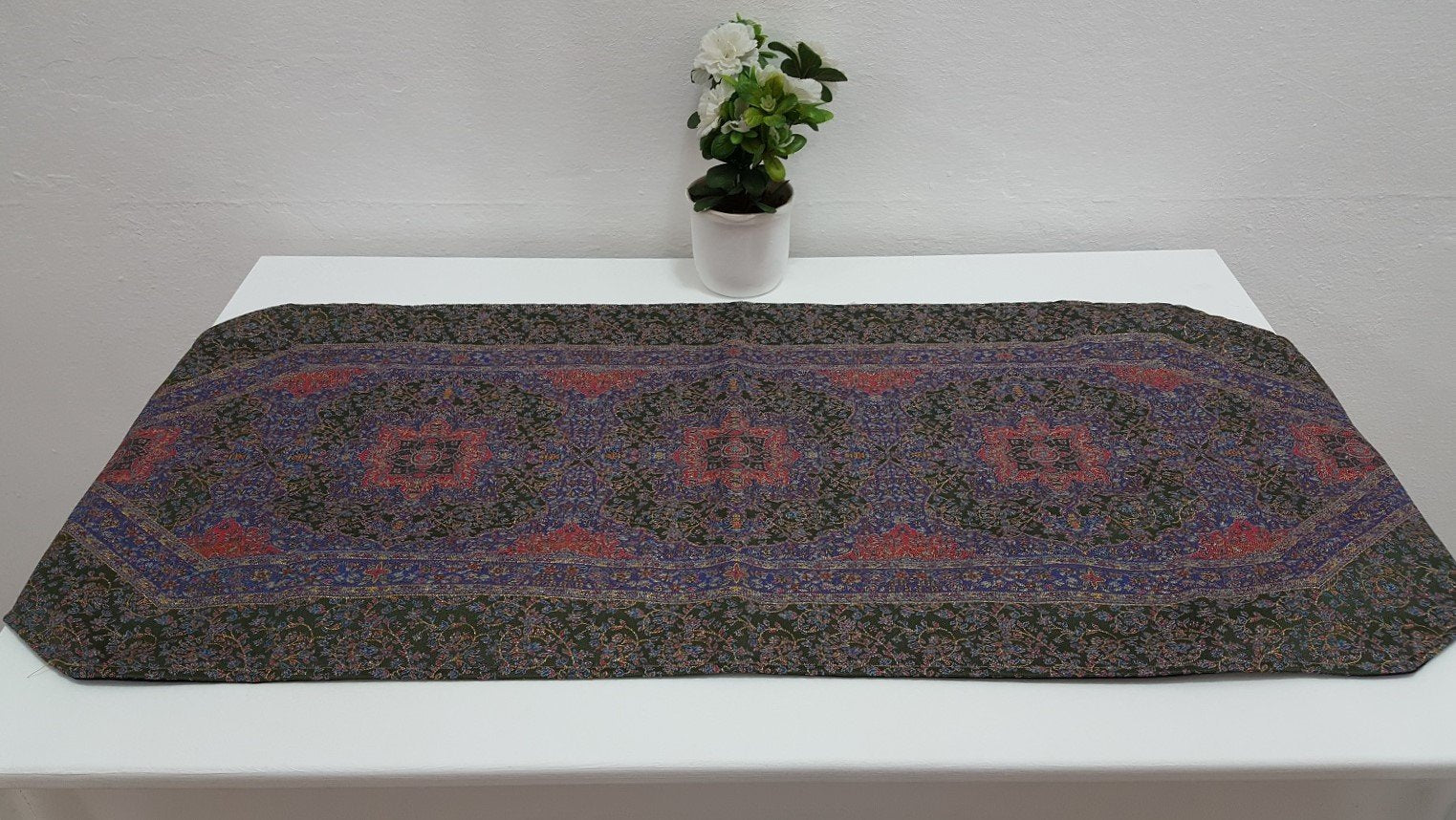 Exotic Designed Decorative Tapestry Runner