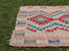 Kayseri Turkish kilim rug - bosphorusrugs  - 6