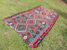 """Eshme"" kilim rug - bosphorusrugs  - 2"
