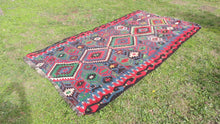 """Eshme"" kilim rug - bosphorusrugs  - 1"