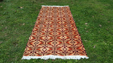 Cute Turkish Area Rug Wool on Cotton ONLY $189