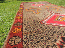 Vintage Turkish Kars carpet - bosphorusrugs  - 7