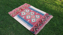 Hybrid Turkish kilim rug - bosphorusrugs  - 1