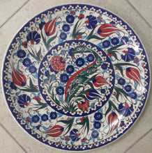30 cm Hand Painted Ceramic Dinner Plate PL-3010