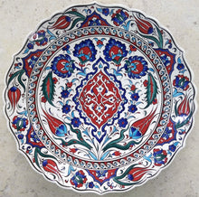 30 cm Hand Painted Ceramic Dinner Plate PL-3022