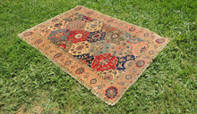 Kayseri rug with fine Manchester wool - bosphorusrugs  - 1