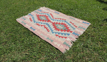 Kayseri Turkish kilim rug - bosphorusrugs  - 1