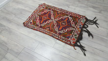 Natural Decor Turkish Kilim Rug Bohemian Homes