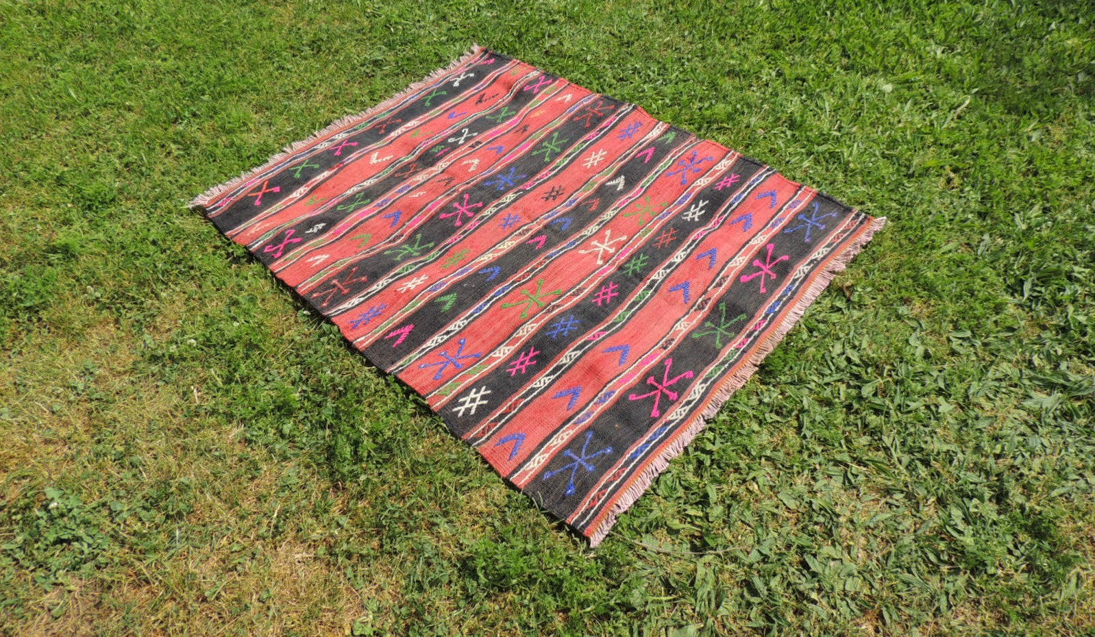 Turkish nomad kilim