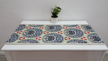 Oriental Designed Ceramic Art Runner