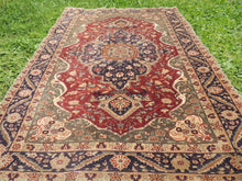 Medallion Turkish Kayseri area rug - bosphorusrugs  - 3