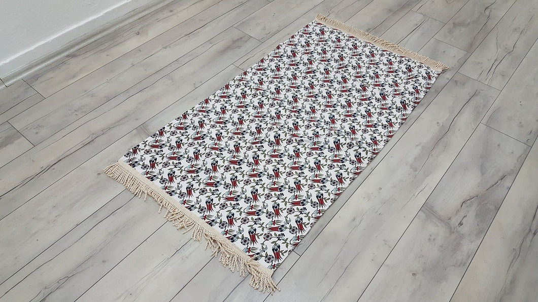 Ottoman Design Turkish Tapestry Rug