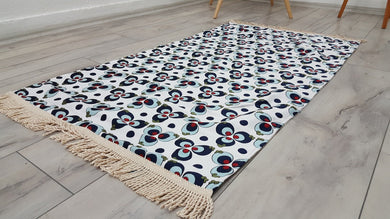 Ottoman Designed Turkish Rug or Tapestry