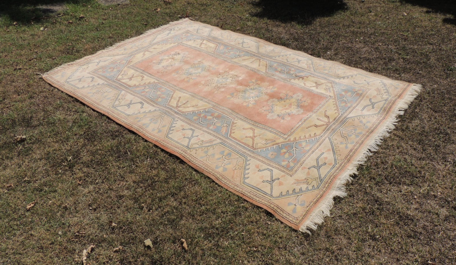 On Sale Turkish Milas area rug - bosphorusrugs  - 1