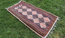 Persian tribal kilim - bosphorusrugs  - 1
