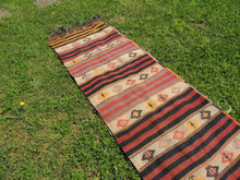 Turkish runner kilim Malatya - bosphorusrugs  - 2
