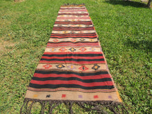 Turkish runner kilim Malatya - bosphorusrugs  - 3