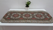 Turkish Ceramic Art Tapestry Runner