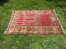 """Adana"" Turkish area rug - bosphorusrugs  - 3"