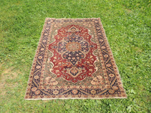 Medallion Turkish Kayseri area rug - bosphorusrugs  - 4
