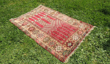 """Adana"" Turkish area rug - bosphorusrugs  - 1"