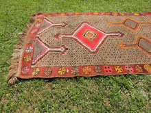 Vintage Turkish Kars carpet - bosphorusrugs  - 6