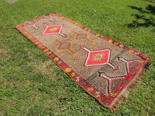 Vintage Turkish Kars carpet - bosphorusrugs  - 5