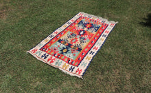 Silk Kayseri Kilim Rug - bosphorusrugs  - 1