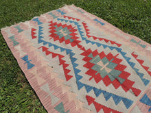 Kayseri Turkish kilim rug - bosphorusrugs  - 8