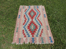 Kayseri Turkish kilim rug - bosphorusrugs  - 7