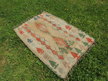 "Turkish kilim rug ""Oushak"" - bosphorusrugs  - 5"