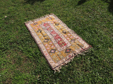 "Brown Turkish ""Milas"" rug - bosphorusrugs  - 4"