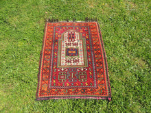 Signed Turkish prayer rug - bosphorusrugs  - 9