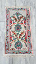 Machine Made Turkish Prayer Rug Decorative Tapestry