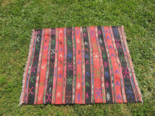 "Turkish nomad kilim ""Balikesir"" - bosphorusrugs  - 6"
