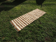 Undyed natural kilim - bosphorusrugs  - 6