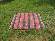 "Turkish nomad kilim ""Balikesir"" - bosphorusrugs  - 7"